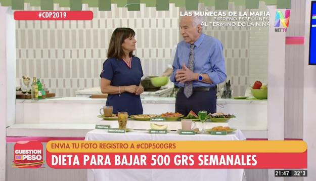 Dieta 500 grs