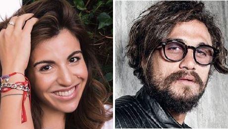 Gianina Maradona y Daniel Osvaldo