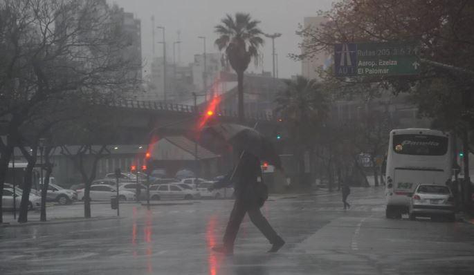 tormenta buenos aires clima