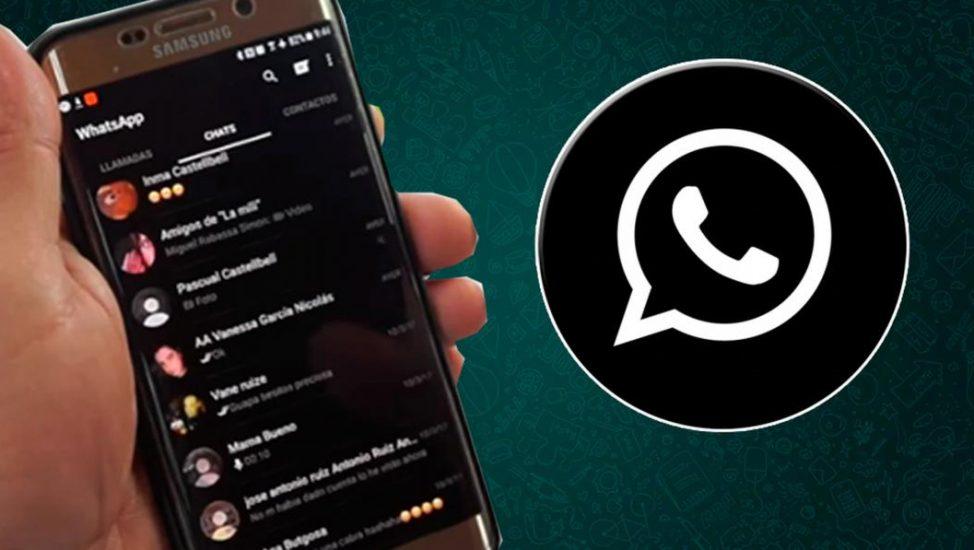 whatsapp modo oscuro activarlo