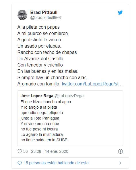 Andrés Calamaro Realizó Un Poema Sobre El Cordero Tirado