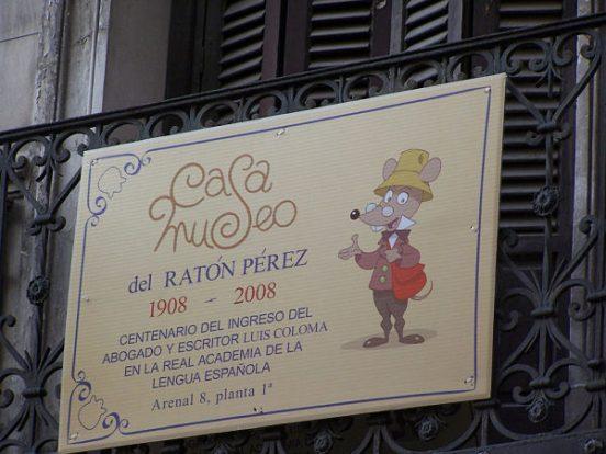 Museo Casa Ratón Pérez