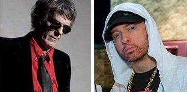 Spinetta y Eminem