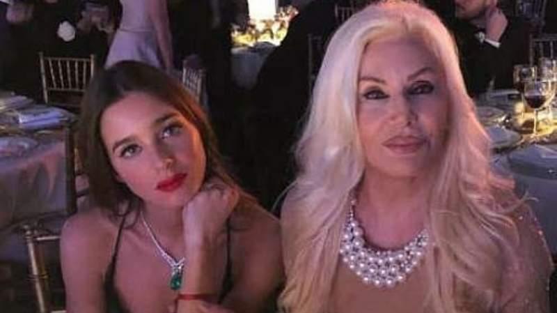 La nieta de Susana Giménez sufre angustia y fobia tras escándalo en Punta del Este