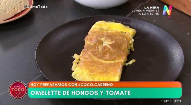 Omelette - Como todo