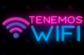 Tenemos Wifi