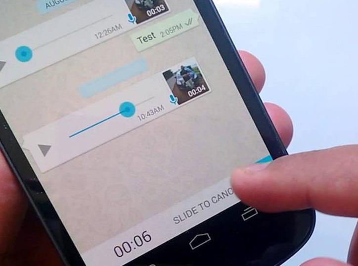 WhatsApp: cómo modificar tu voz en los mensajes de audio