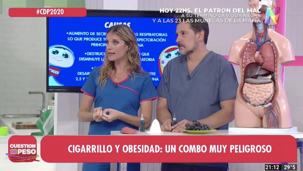 Cigarrillo y obesidad