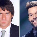 Juan Castro y Ricky Martin