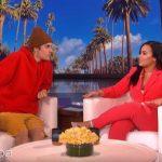 Demi Lovato y Justin Bieber