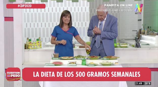 Dieta 500 gramos 09032020