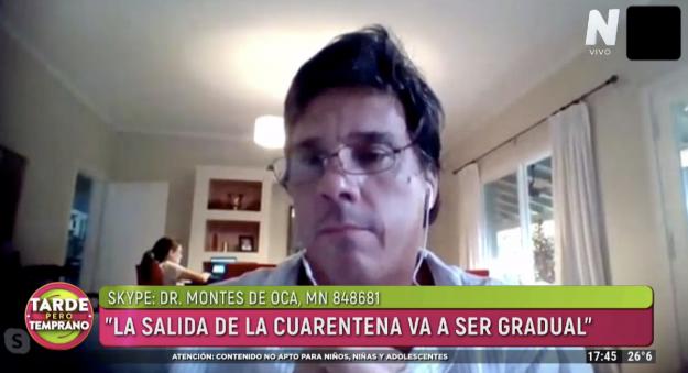 Dr. Diego Montes de Oca