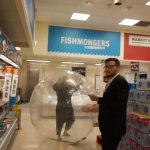 compras pelota inflable