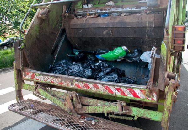 recolector de residuos