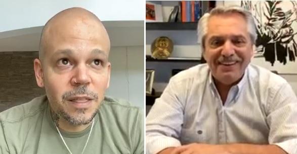 René y Alberto Fernández