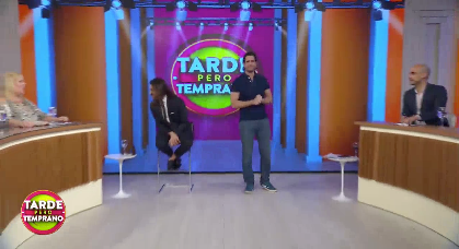 Tarde Pero Temprano 20042020