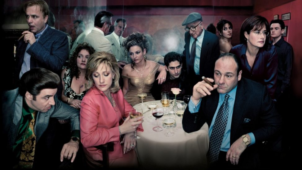 The Sopranos HBO