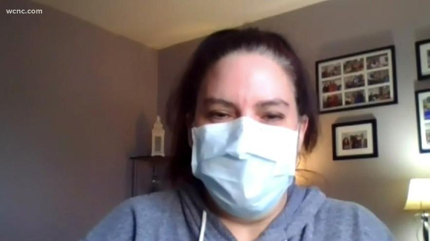 Una mujer contrajo coronavirus sin haber salido de su casa por ...