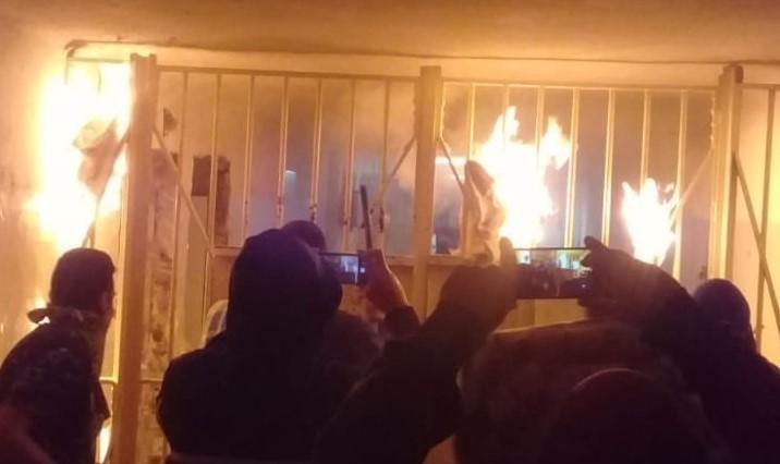 Videos impactantes del motín en la cárcel de Devoto: los presos ...