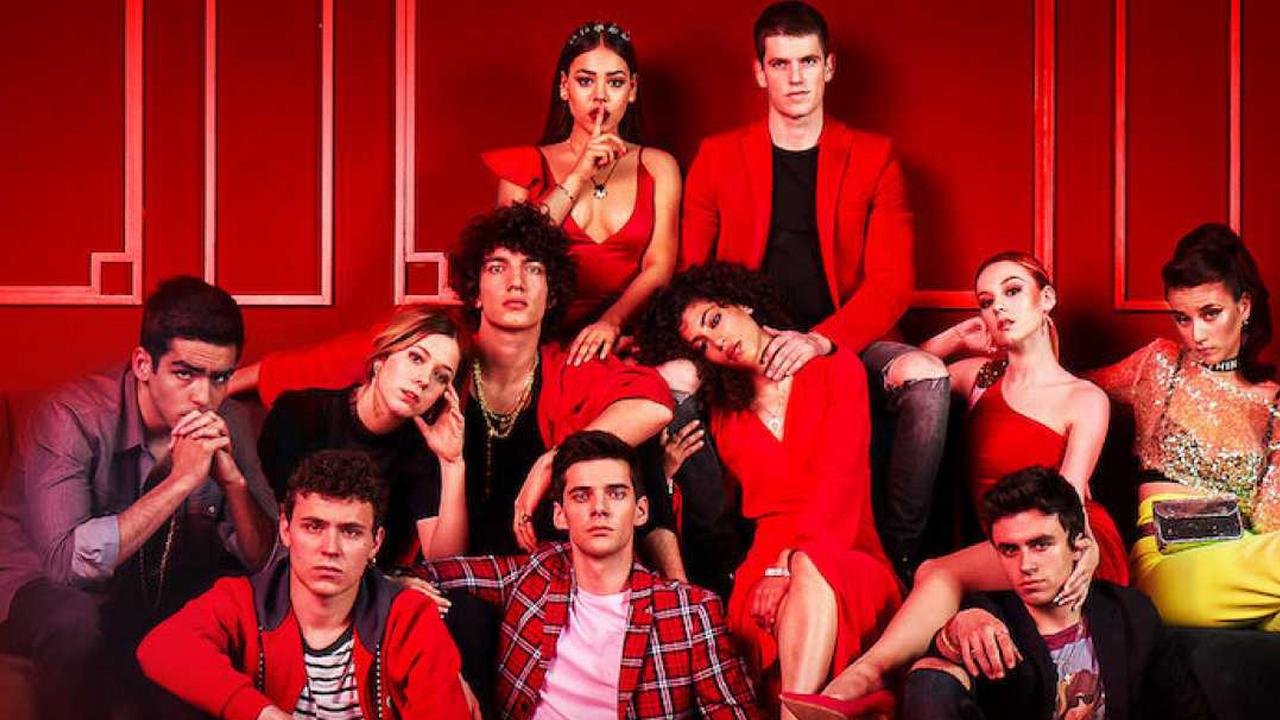 Los actores de Élite confirmaron la cuarta temporada de la serie