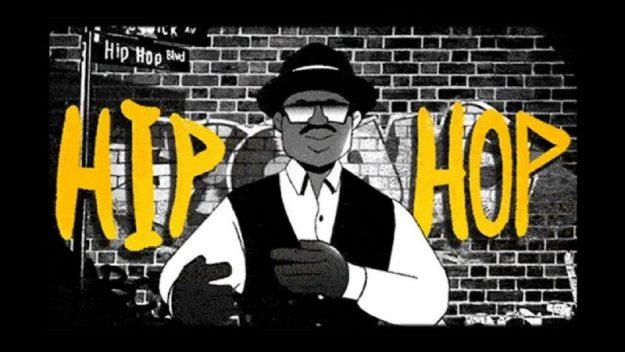doodle hip hop google