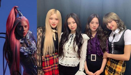 Lady Gaga y Blackpink