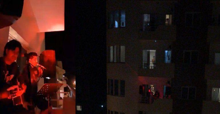 noche de los balcones