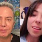 Flavio Mendoza y Noelia Pompa