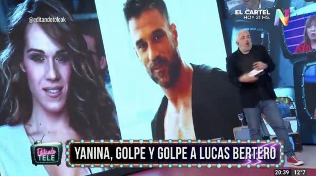 Yanina Latorre contra Lucas Bertero