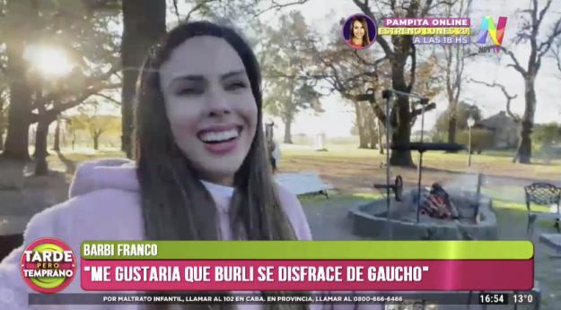 Barby Franco