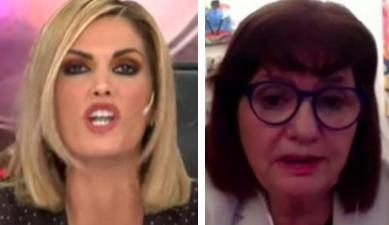 Viviana Canosa y Patricia Bullrich