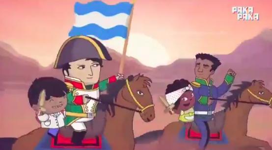 Paka Paka. Captura: TV Pública