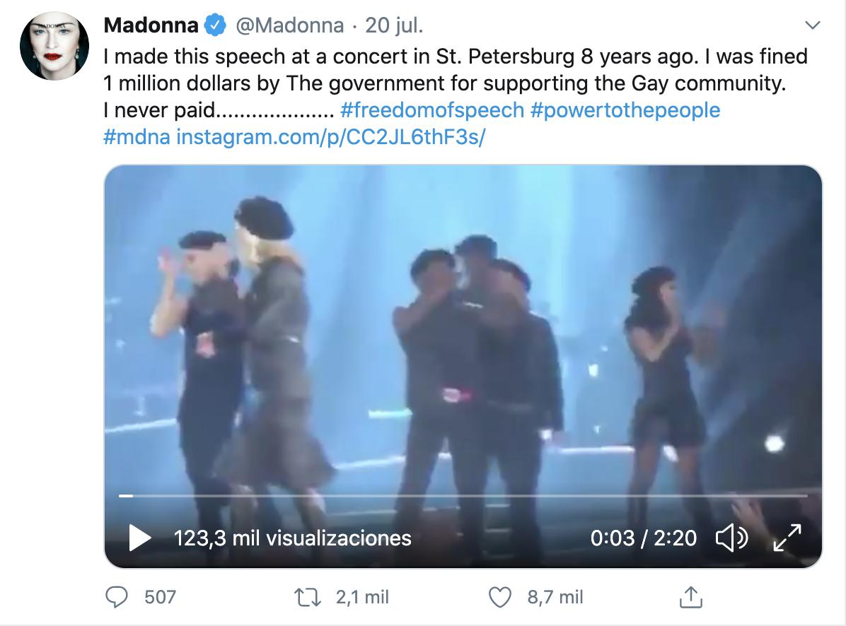 Tuit Madonna