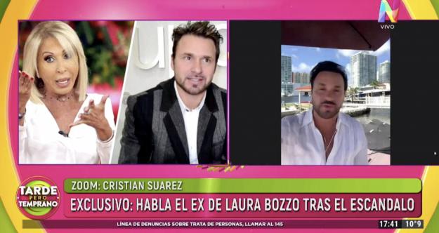Cristian Suárez
