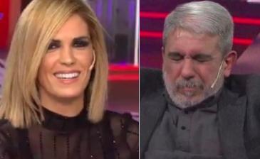 Viviana Canosa y Aníbal Fernández