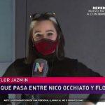 Flor Jazmín Peña en Pampita Online