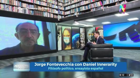 Daniel Innerarity en Periodismo Puro