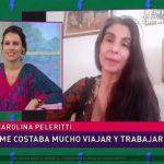 Carolina Peleritti en Pampita Online