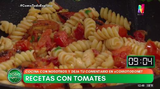 recetas con tomate