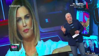 Editando Tele Viviana Canosa