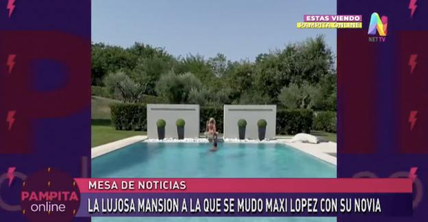 Mansión Maxi López
