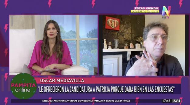 Oscar Mediavilla