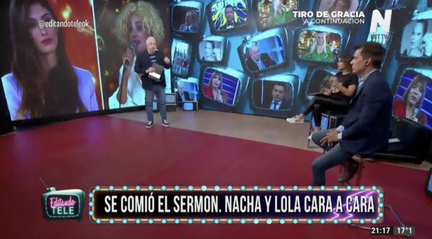 Lola Latorre y Nacha Guevara