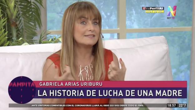 Gabriela Arias Uriburu