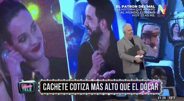"Agustín ""Cachete"" Sierra y Crala Del Huerto"