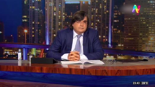 Jaime Bayly criticó la gestión de Alberto Fernández