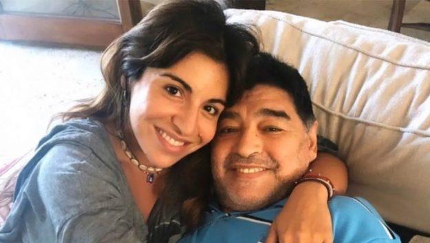 Gianinna Maradona y un posteo premonitorio sobre la muerte de Diego