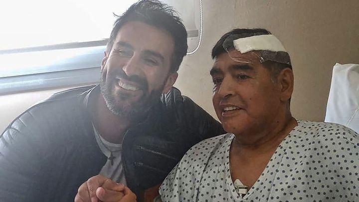 "Afirman que a Diego Maradona lo drogaban para ""sacárselo de encima"""