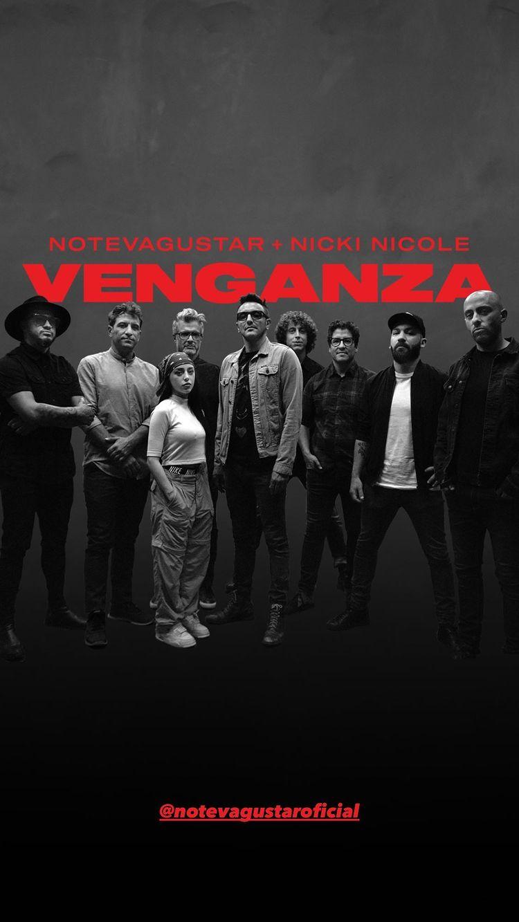 Venganza, de NTVG y Nicky Nicole