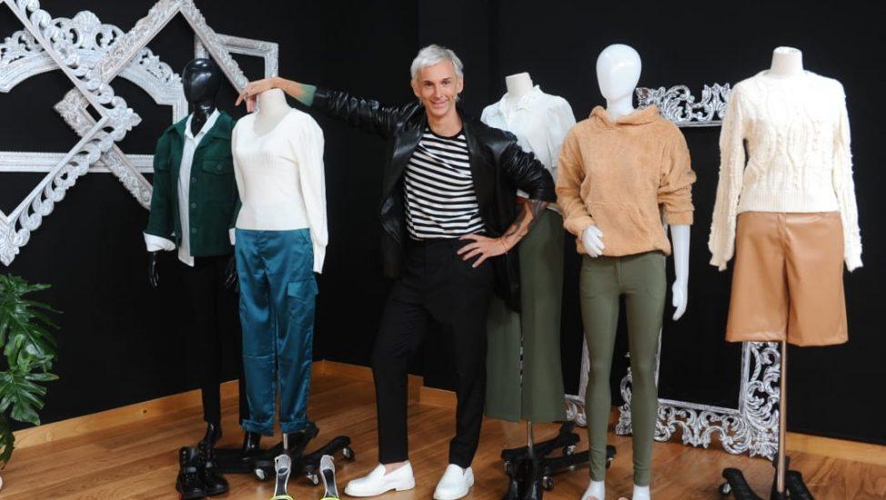 Fabián Paz moda low cost